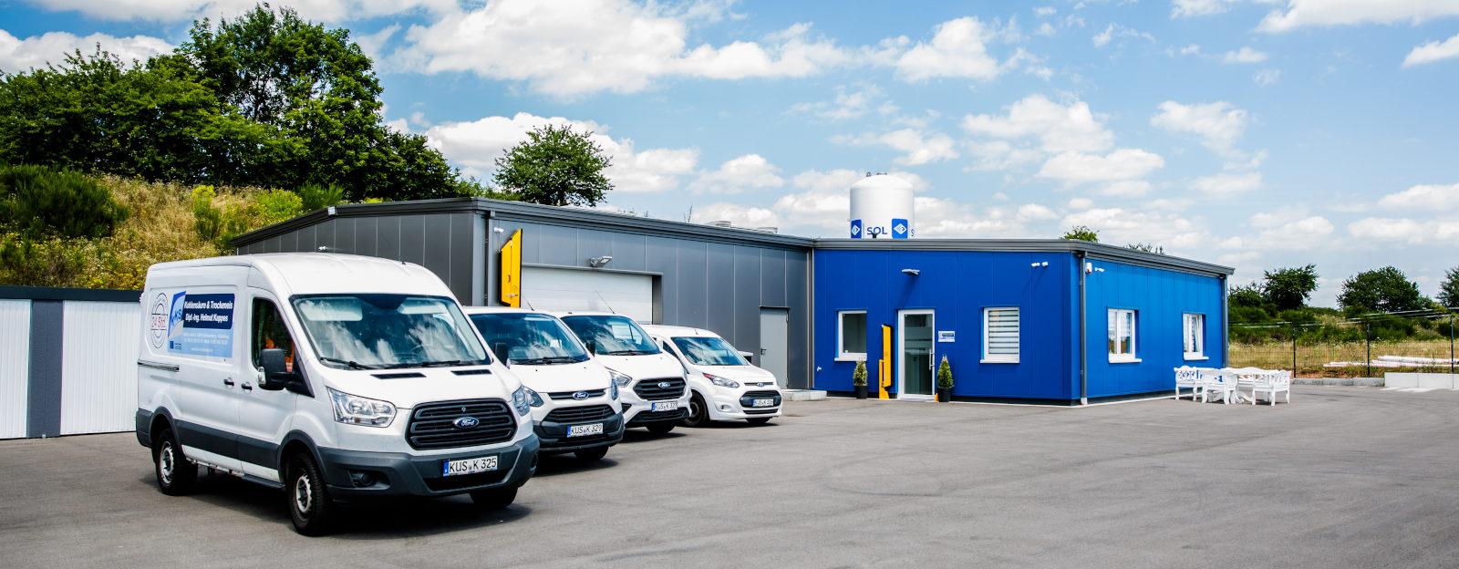 kks-kohlensäure-und-trockeneis-büro-und-parkplatz
